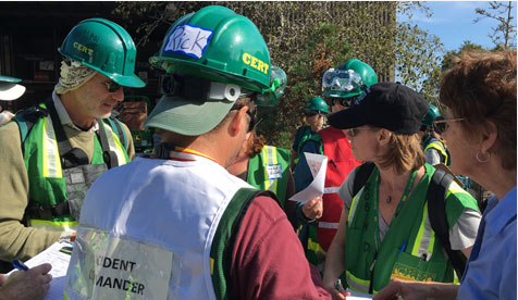 CERT Training Novato